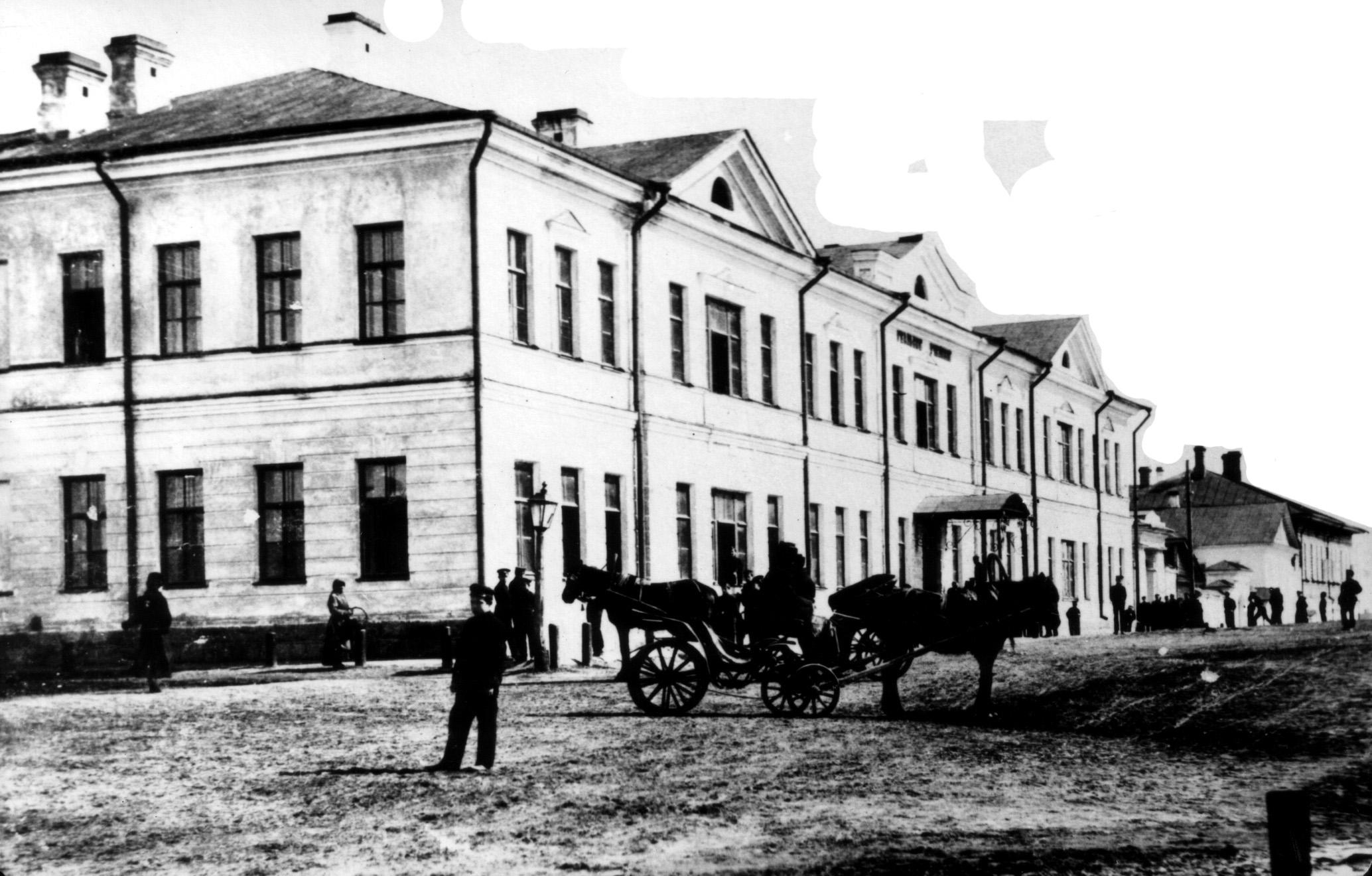Реальное училище после реконструкции