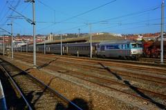 BB67539 + TER à Boulogne-Ville - Photo of Hesdigneul-lès-Boulogne