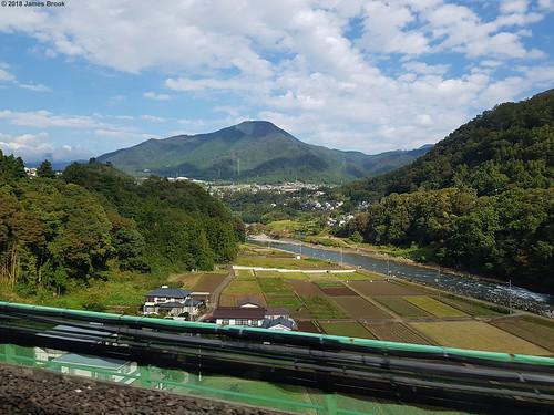 Jinego River near Torisawa