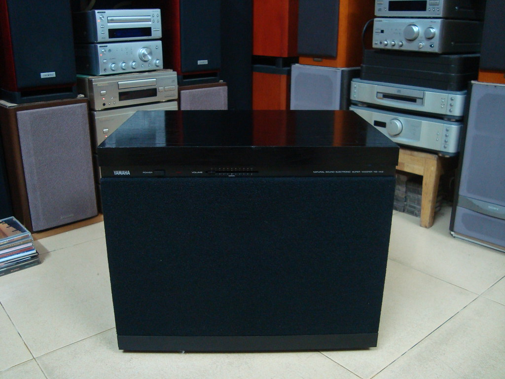 Loa bookshelf: Yamaha-denon-pioneer-onkyo-sony-tannoy-coral-kenwood-realistic--- - 24