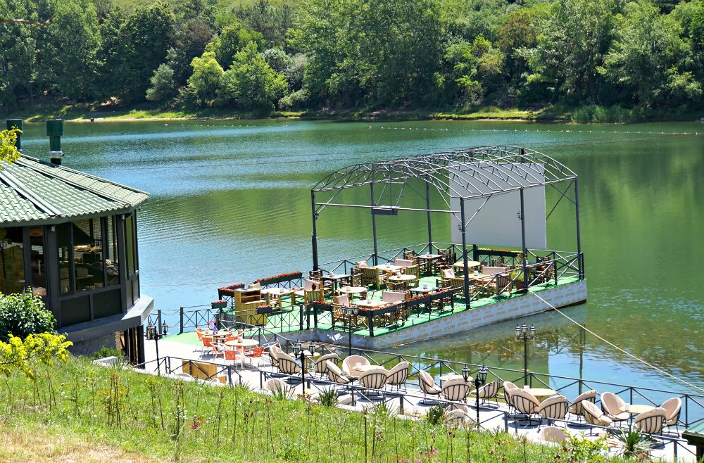 Things to Do in Tbilisi - Dinner on Turtle Lake