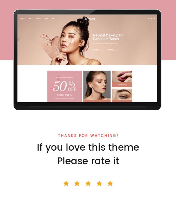 Leo Sooyoung Cosmetics Prestashop Theme - Good Reviews