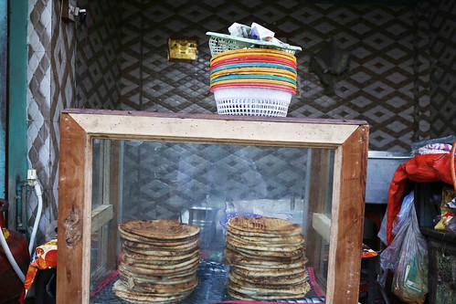 City Food - Chacha's Sheermal Rotis, Around Town