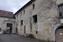 Monestir de Mouthier-Haute-Pierre (Doubs)