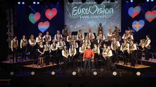 Jahreskonzert «Eurovision Song Contest» - 16.03.2019