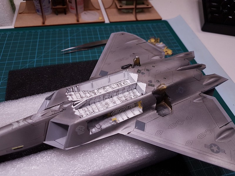 Academy 1/72 F-22A Air Dominance Fighter - Sida 6 44679941060_3f647d2fa1_c