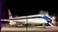 The Lisa Marie plane