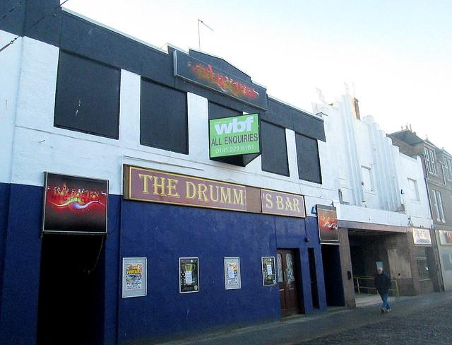Art Deco Former Pub, Peterhead.