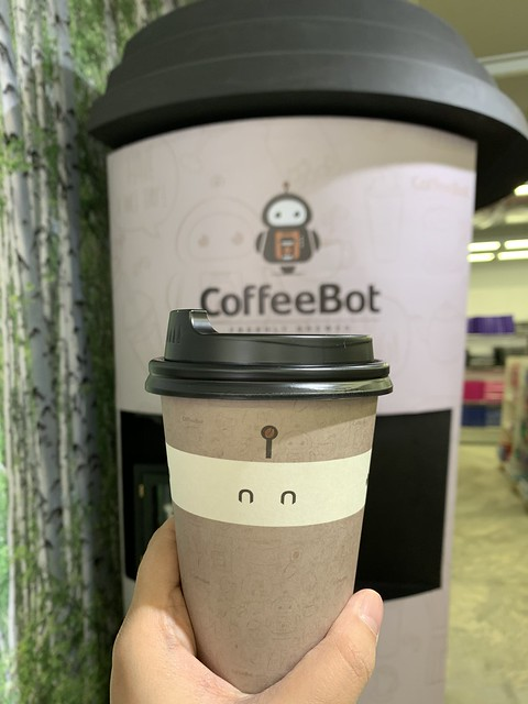 Coffee Bot @ MPH, Sunway