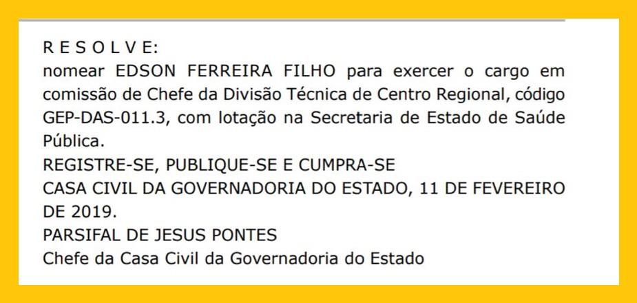 Edson Ferreira Filho