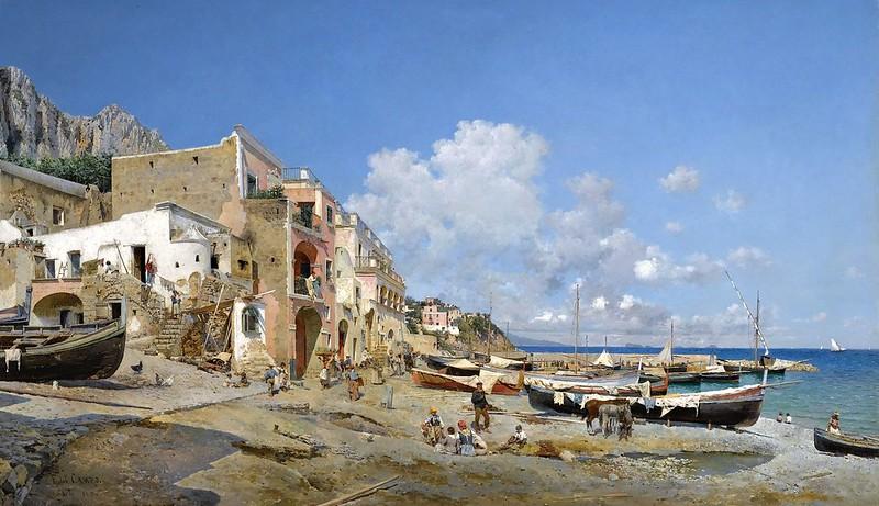 Federico del Campo - Italian Coast