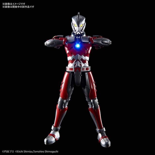 【更新官圖&販售資訊】Figure-rise Standard《 超人力霸王 ULTRAMAN》ULTRAMAN SUIT A 1/12比例組裝模型