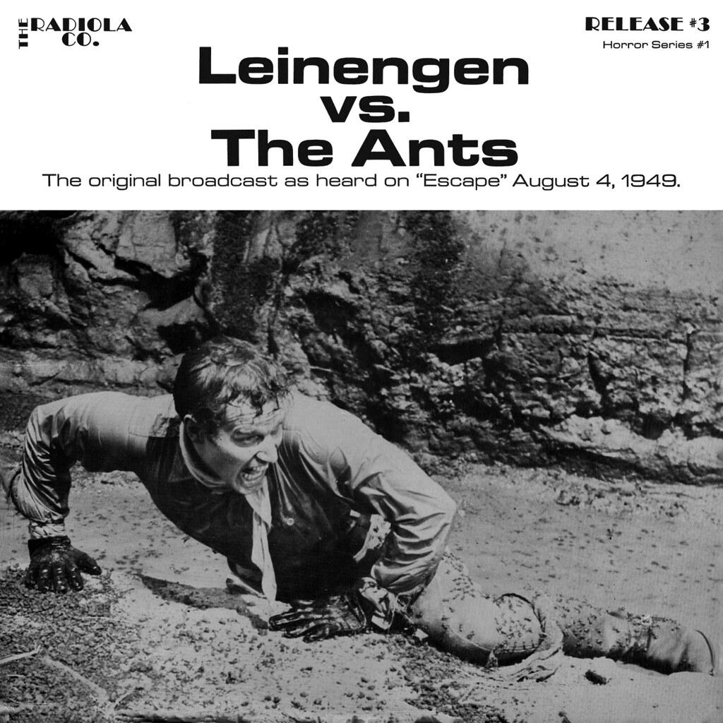 William Conrad - Leiningen vs the Ants