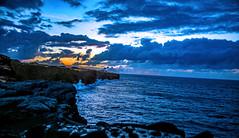 Blue Hawaii Morning