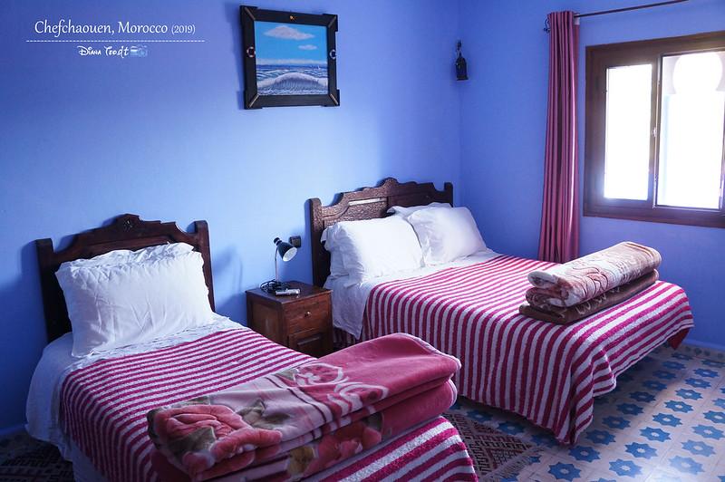 Morocco Chefchaouen Hotel Koutobia 02