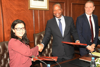 Cameroon and Morocco launch new South-South co-operation programme under the Tax Inspectors Without Borders initiative