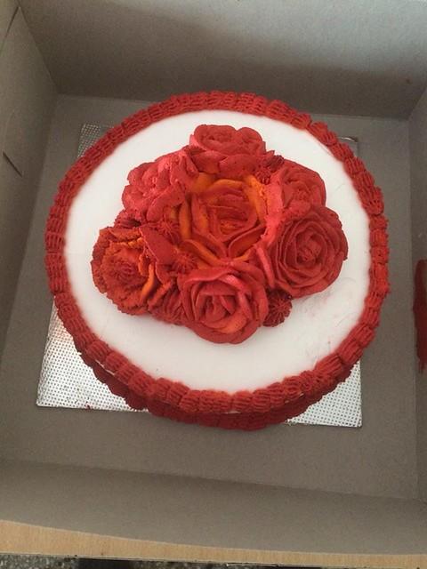 Cake by Sapna Bohra