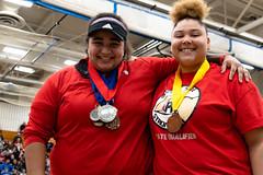 PHHS Girls Powerlifting States 2019-19