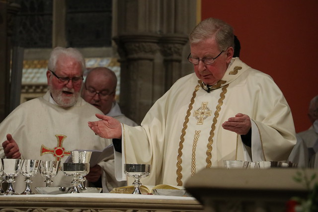 Bishop Séamus Cunningham Mass of Thanksgiving
