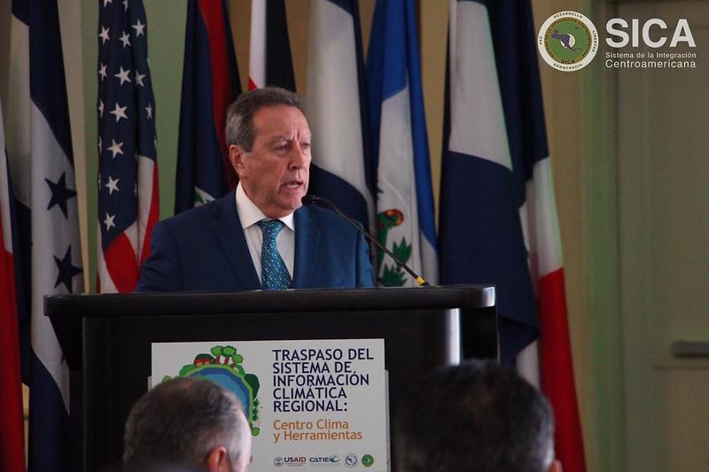 SICA administrará plataforma climática regional