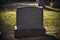 GANDY MONUMENT