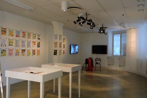 Sara Olausson på Verkstad konsthall