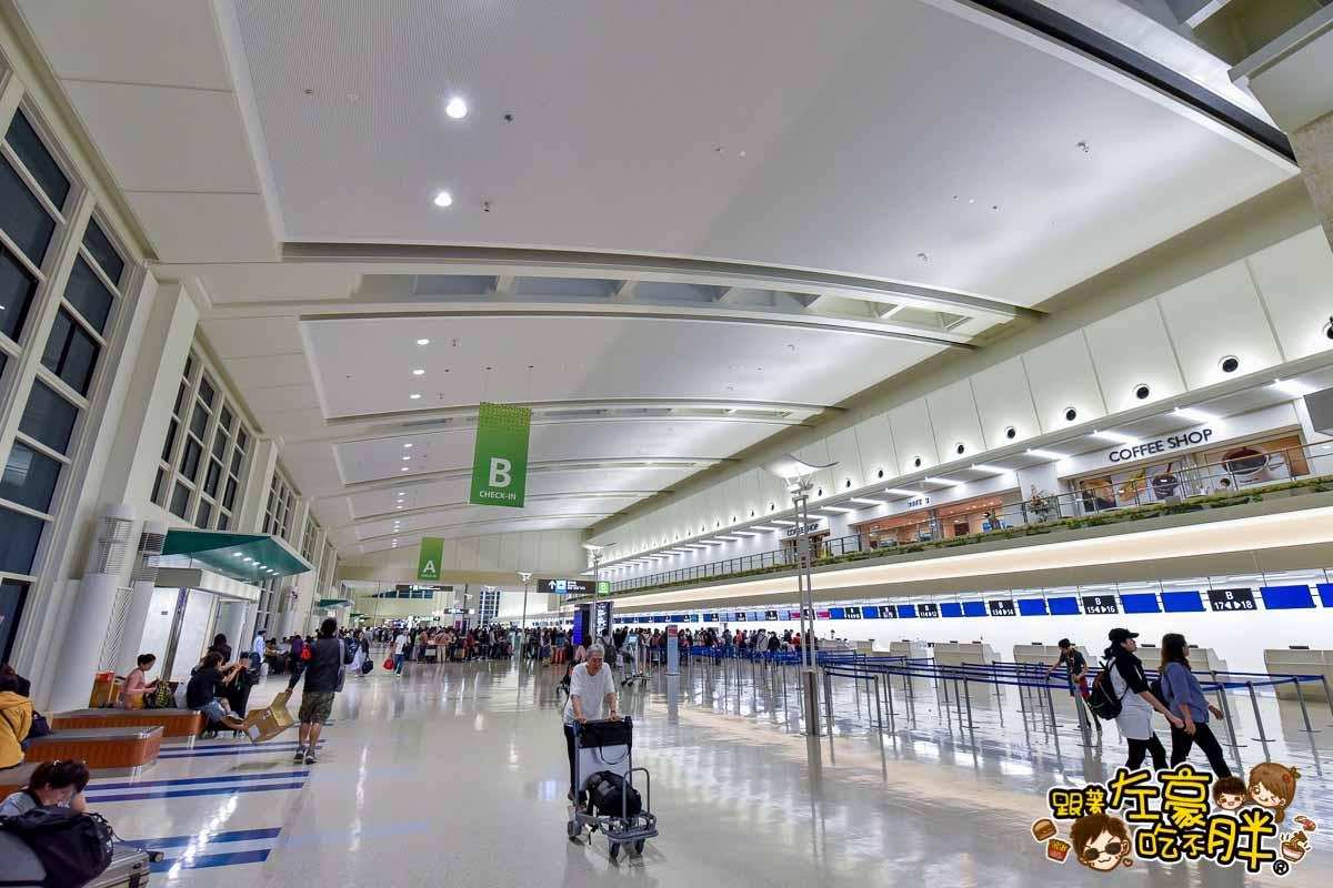 沖繩國際機場新航廈-23