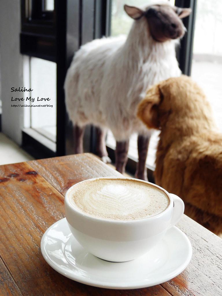 台北陽明山遊客服務中心七星山苗圃附近不限時間咖啡廳咖啡館下午茶推薦石尚自然探索屋 (4)