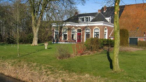 Groningen: Huizinge farmhouse