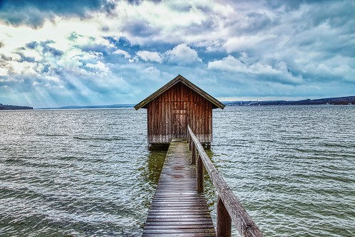 Ammersee Hut