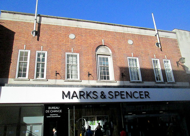 Marks & Spencer,Shrewsbury