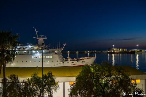 Puerto de Motril - España