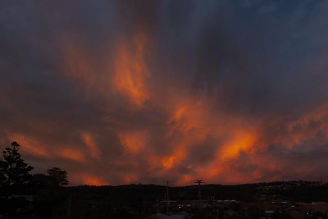 Sunset Sky 28th January 2019, Canon EOS-1D MARK II, Sigma 12-24mm f/4.5-5.6 DG HSM II