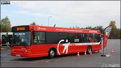 Heuliez Bus GX 317 - Transdev Île-de-France – Pôle Île-de-France Ouest - Photo of Tessancourt-sur-Aubette