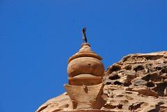 Jordania. Petra, la ciudad de los nabateos. Monasterio (25)