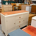 White painted sideboard E75