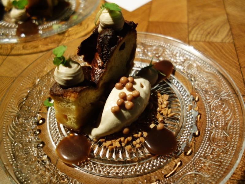 Envy Amsterdam dessert