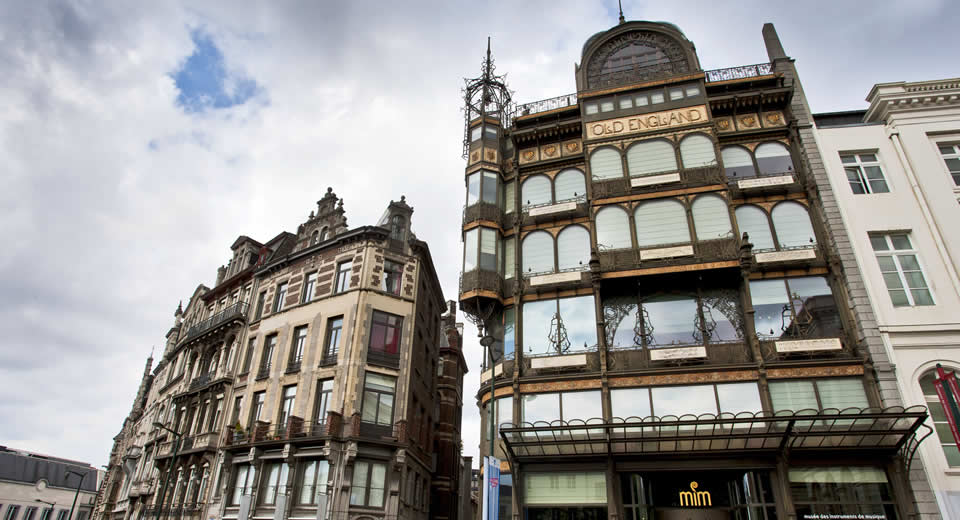 Weekendje Brussel, zien en doen in Brussel: Muziekinstrumentenmuseum | Mooistestedentrips.nl