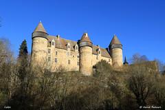 18 Culan - Château