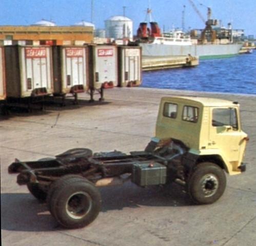 Ebro P tractora port