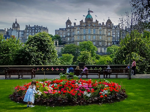 best places to visit in Edinburgh