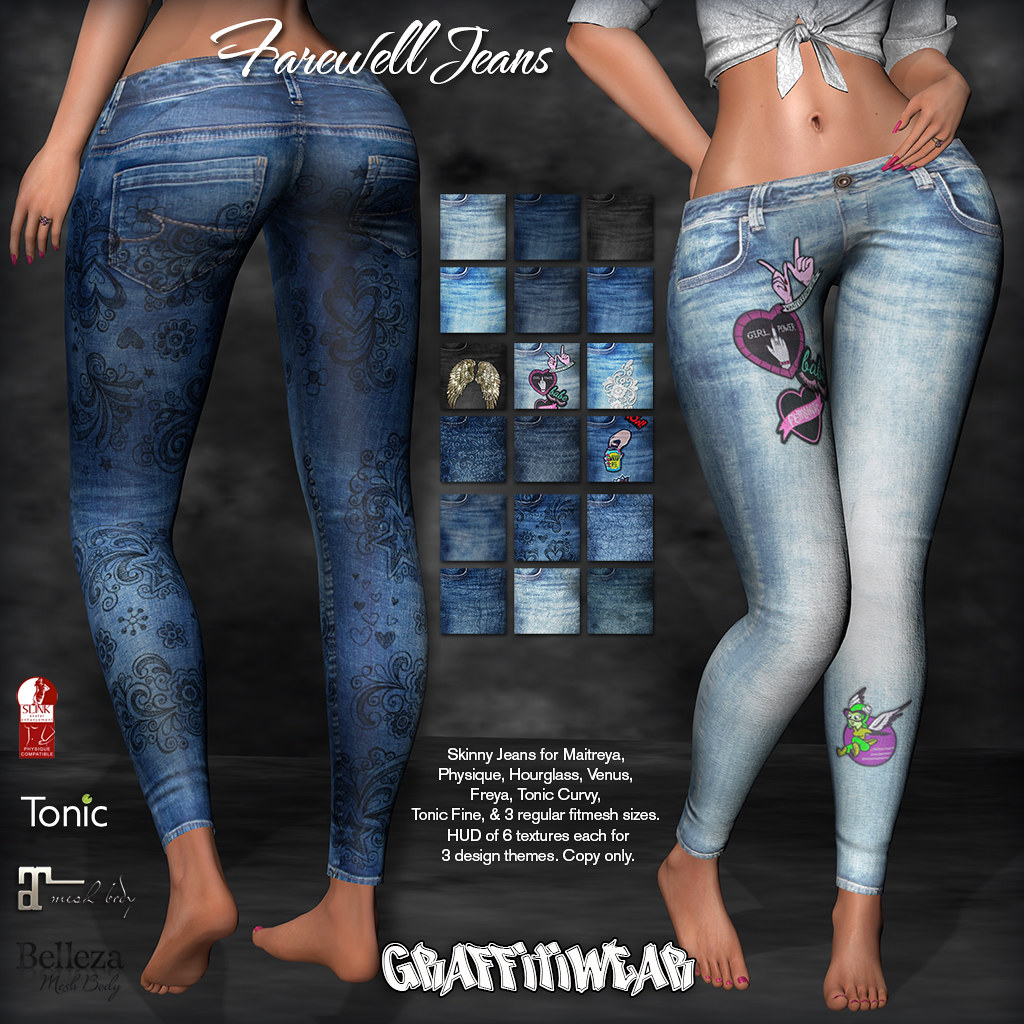 Farewell Jeans Ad