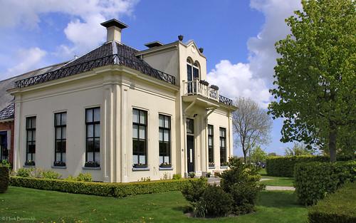 Groningen: Leens, Museumboerderij Welgelegen