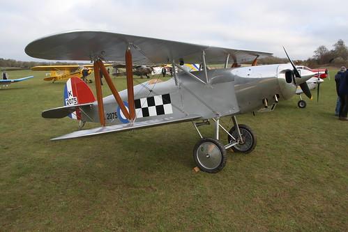 G-BEER Isaacs Fury II [PFA 1588] Popham 010119