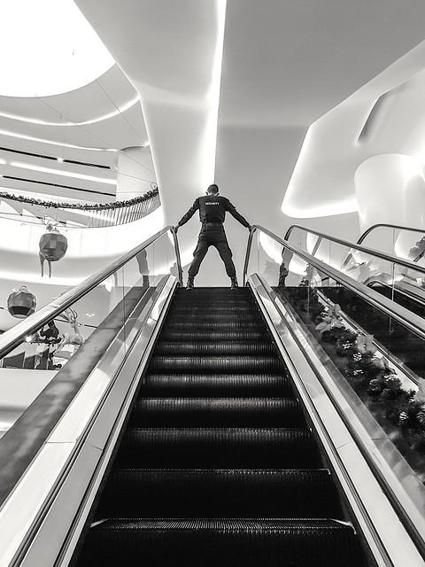Escalator Hero