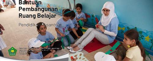 Download Blangko RAB Bantuan ruang belajar pendidikan pesantren