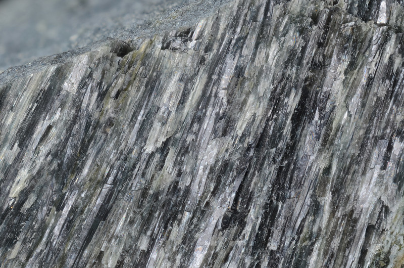 透明閃石 / Tremolite