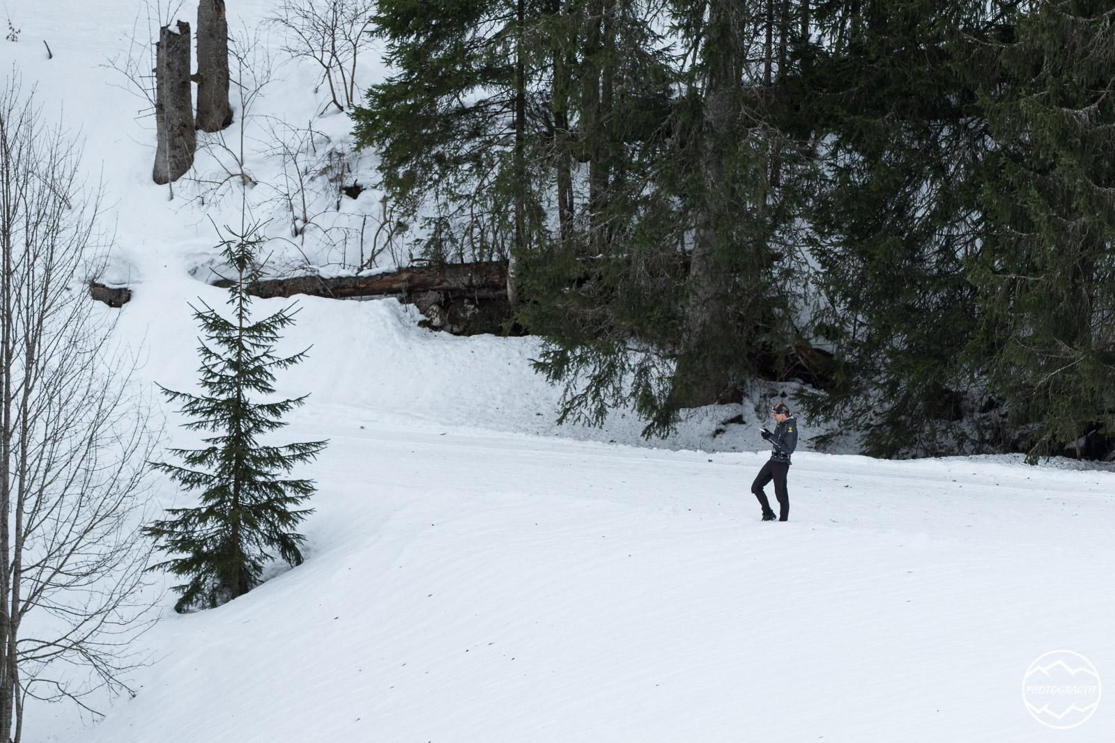 DSN Entrainement Ski Raquettes (87)