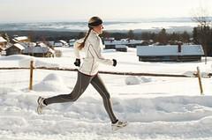 TRÉNINK: Jak se připravovat na sněhu, ledu a v mraze