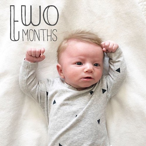 Wes 2 Months
